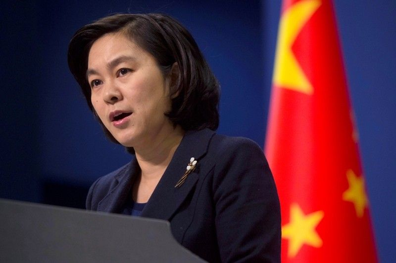China urged to maintain calm and restraint on DPRK's missile launch
