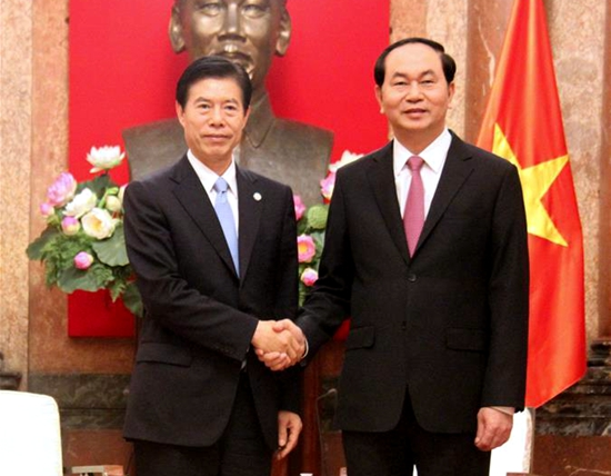 China appreciates Vietnam's support, participation in B&R Initiative