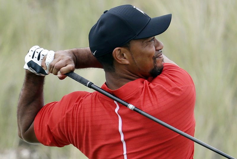 Tiger Woods feeling no pain, wants to compete again