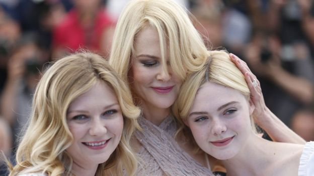Cannes: Nicole Kidman urges support for female directors