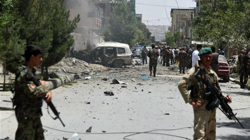 18 killed as car bomb rocks eastern Afghan town: official