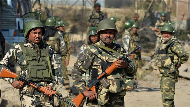 Four militants killed in gunfight with Indian army on Kashmir LoC