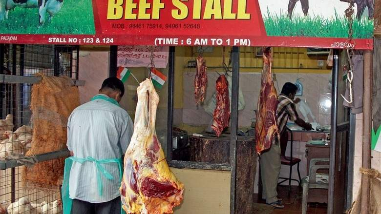 Modi government attempting national beef ban