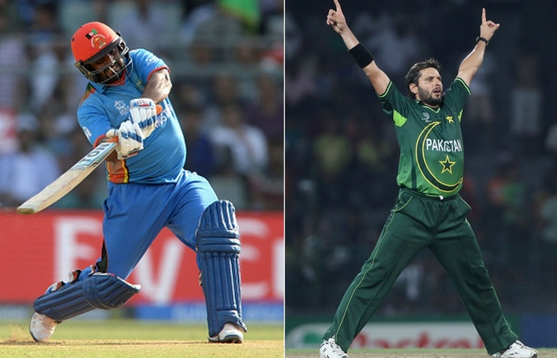 Pakistan, Afghanistan to play T20 cricket series