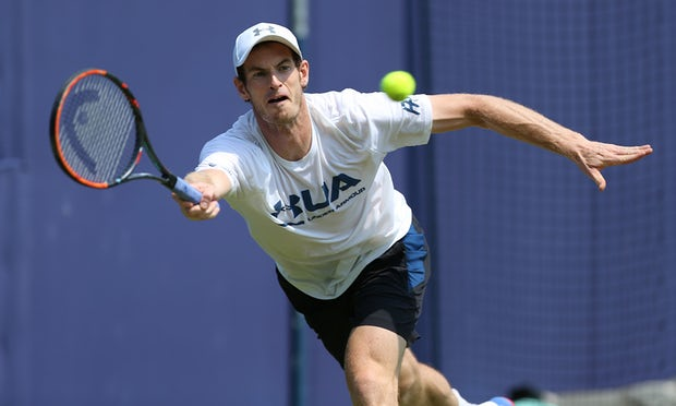 Andy Murray joins sports stars pledging donations to Grenfell appeal