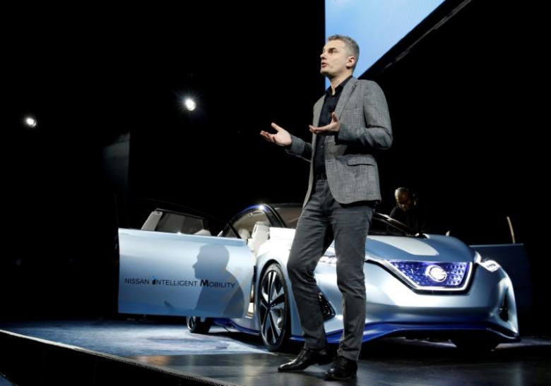 Nissan plans driverless ride-hailing service to beat off competition