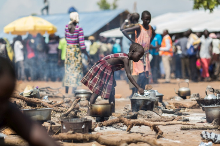 EU pledges $95 million for refugee relief operations in Uganda
