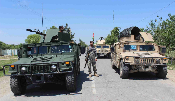 Taliban militants kill 10 policemen in W Afghanistan