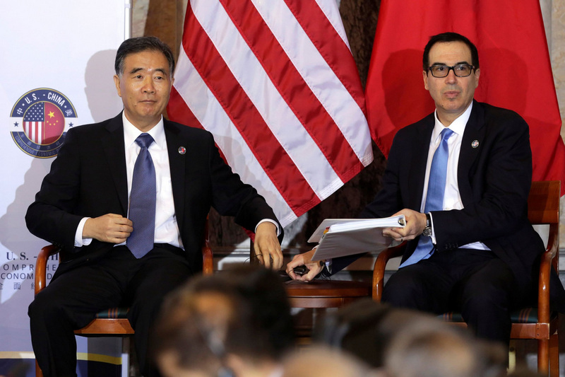 China-US economic talks end in Washington