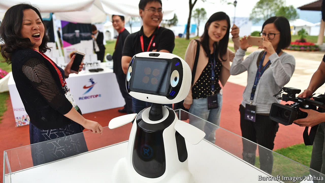 China may match or beat America in AI