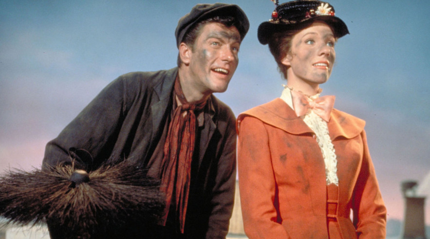 Dick Van Dyke sorry for 'most atrocious Cockney accent' in Mary Poppins