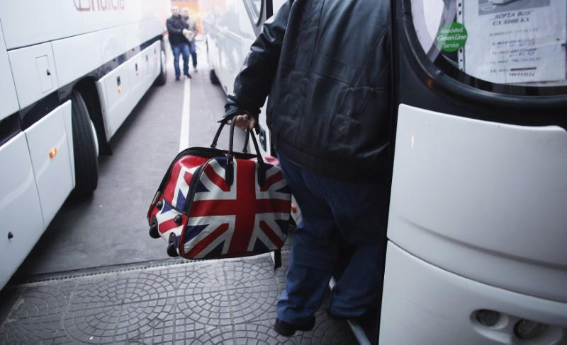 Free movement of people to continue for at least two years after Brexit