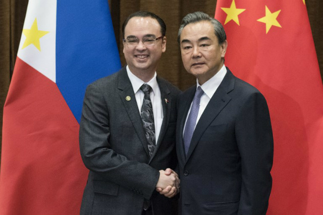 Chinese Foreign Minister Wang Yi to visit Manila