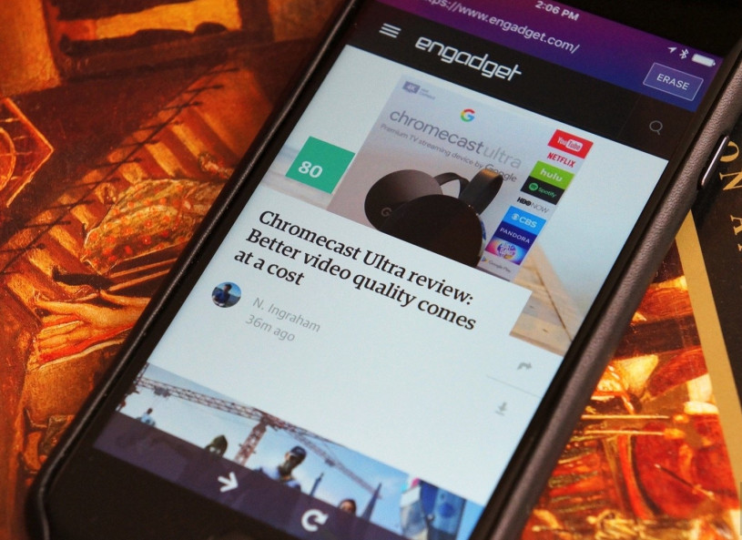 Mozilla's new Firefox features improve browsing on iOS and Android