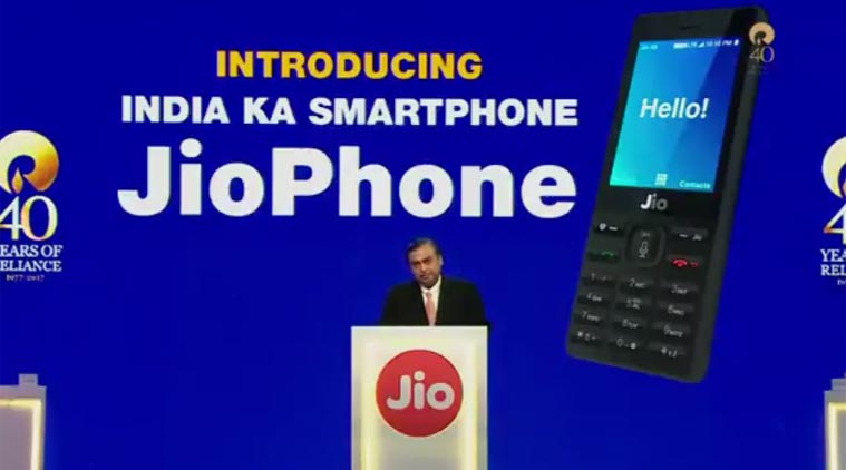 India's richest man Mukesh Ambani to launch free smartphone