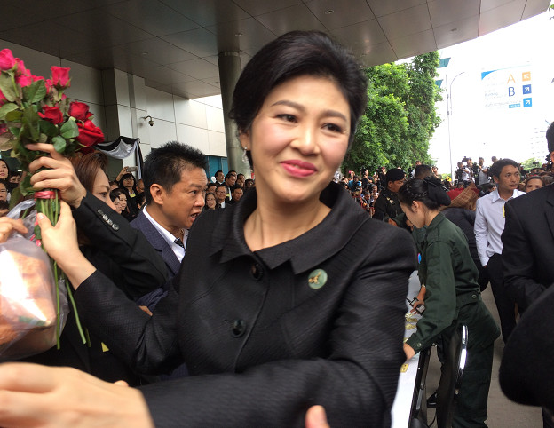 Supreme court of Thailand to give ruling on Yingluck in late August