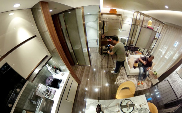 A peek into 6 of the smallest apartments in Hong Kong