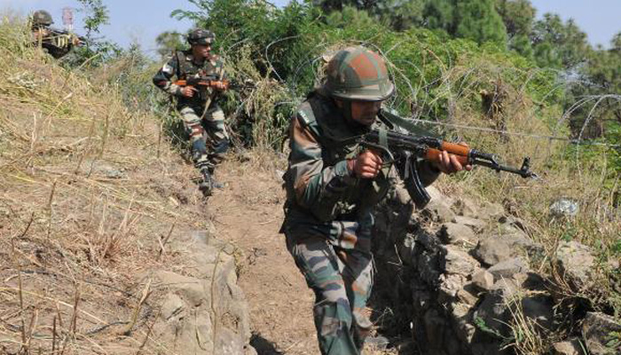 Pakistani boy, three Indian soldiers killed in Kashmir conflict