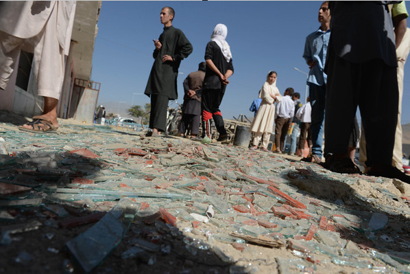 Road accident kills 14, wounds 26 in northern Afghanistan