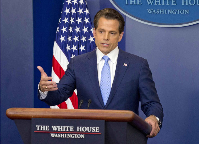 New White House comms chief deletes tweets contrary to Trump's opinions