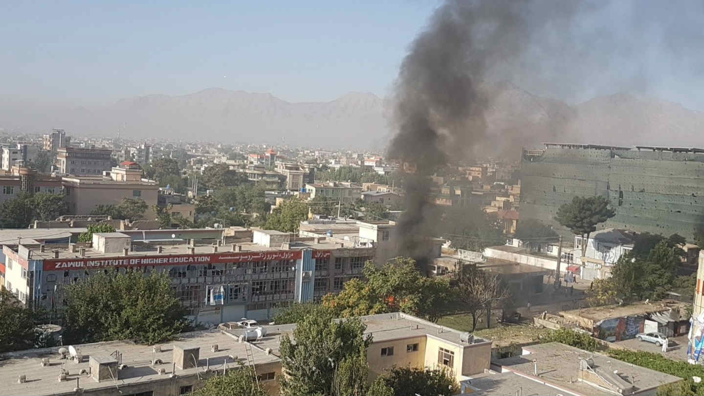 At least 10 killed in car bomb attack near Afghan politician's home