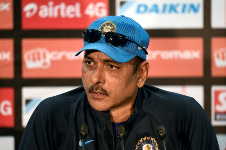 New India coach Shastri on mission to keep India at number one
