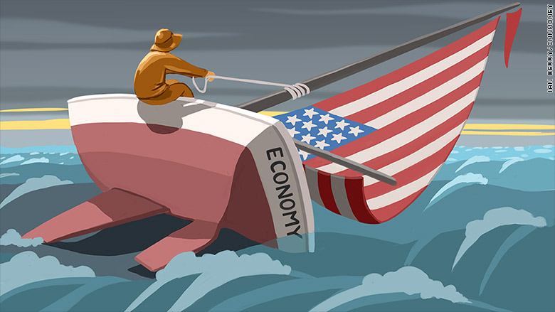 How can American economy realistically be raised?
