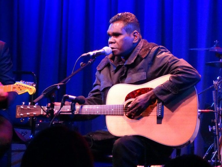 New music from late Australian indigenous singer Gurrumul